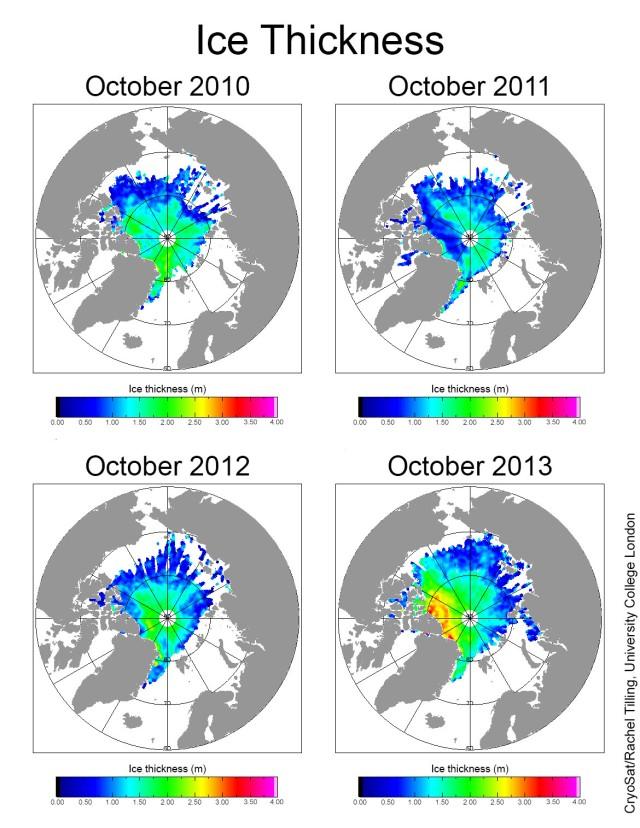 0114 évolution épaisseur arctic